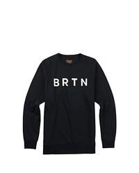 Jersey con cuello circular negro de Burton