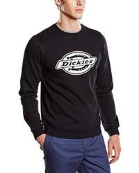 Jersey con cuello circular negro de Dickies