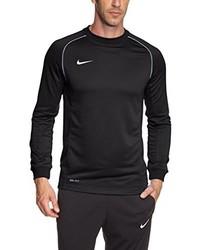 Jersey con cuello circular negro de Nike