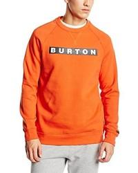 Jersey con cuello circular rojo de Burton