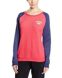 Jersey con cuello circular rojo de Puma