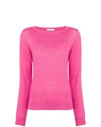 Jersey con cuello circular rosa de Snobby Sheep