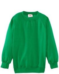 Jersey con cuello circular verde de Charles Kirk Coolflow