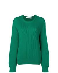 Jersey con cuello circular verde de IRO