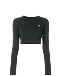 Jersey corto bordado negro