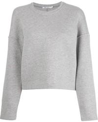 Jersey corto gris de Alexander Wang