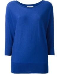 Jersey de cachemir azul de MICHAEL Michael Kors