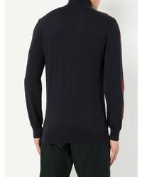 Jersey de cuello alto azul marino de GUILD PRIME