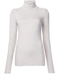 Jersey de cuello alto blanco original 2562081