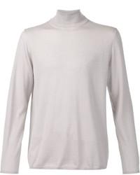 Jersey de Cuello Alto Blanco de Marc Jacobs
