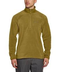Jersey de cuello alto con cremallera marrón de Marmot