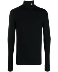 Jersey de cuello alto negro de Ambush