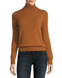 Jersey de cuello alto tabaco original 2567283