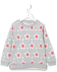 Jersey de estrellas gris de Stella McCartney