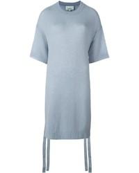 Jersey de manga corta celeste