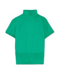 Jersey de manga corta verde de Dolce & Gabbana