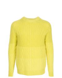 Jersey de ochos amarillo de Coohem