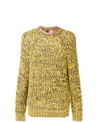 Jersey de ochos amarillo de Isabel Marant