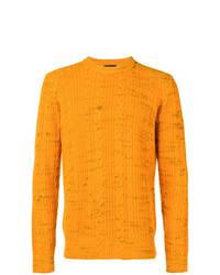 Jersey de ochos amarillo de Roberto Collina