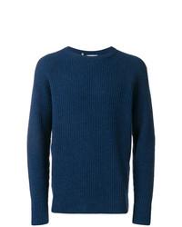 Jersey de ochos azul marino de Closed