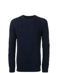 Jersey de ochos azul marino de Edwin