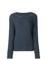 Jersey de ochos azul marino de Fabiana Filippi
