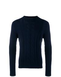 Jersey de ochos azul marino de Tagliatore