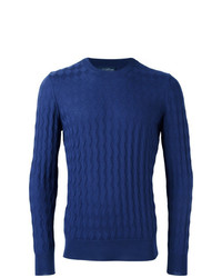 Jersey de ochos azul de Ballantyne