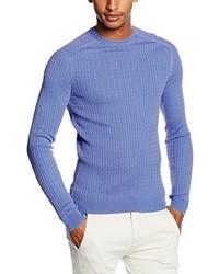 Jersey de ochos azul de Benetton
