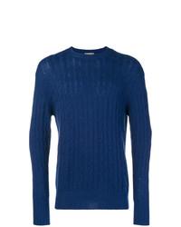 Jersey de ochos azul de N.Peal