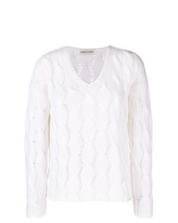 Jersey de ochos blanco de Lamberto Losani