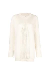 Jersey de ochos blanco de Maison Margiela