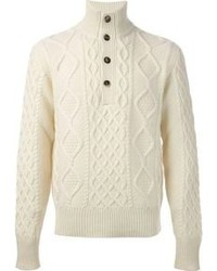 Jersey de ochos blanco de Michael Bastian