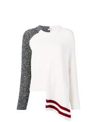 Jersey de ochos blanco de MRZ