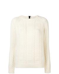 Jersey de ochos blanco de RED Valentino