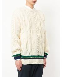 Jersey de ochos blanco de Coohem