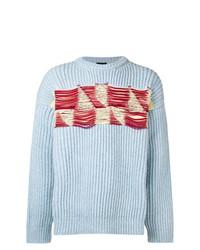 Jersey de ochos celeste de Calvin Klein 205W39nyc