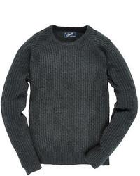 Jersey de ochos en gris oscuro