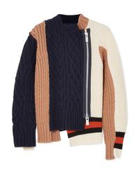 Jersey de ochos en multicolor de Sacai