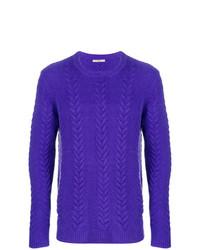 Jersey de ochos en violeta de Nuur