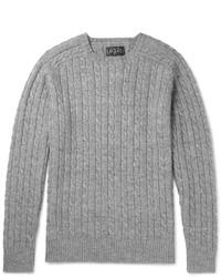 Jersey de ochos gris de Beams