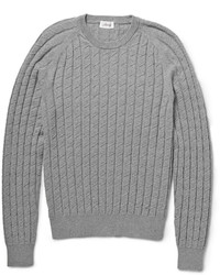 Jersey de ochos gris de Brioni