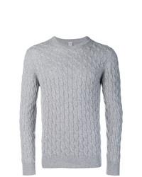 Jersey de ochos gris de Eleventy