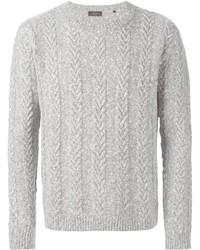 Jersey de ochos gris de Paul Smith