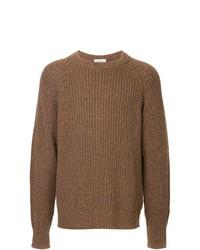 Jersey de ochos marrón de Lemaire