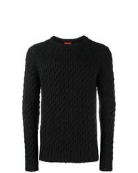 Jersey de ochos negro de Barena