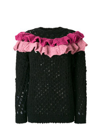 Jersey de ochos negro de Boutique Moschino