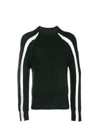 Jersey de ochos negro de Maison Margiela