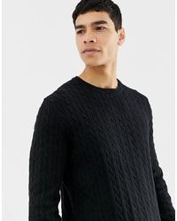 Jersey de ochos negro de ONLY & SONS