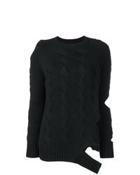 Jersey de ochos negro de Zoe Jordan